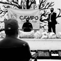 🔷 GOBIERNO DE TELLO ENTREGA COMEDOR COMUNITARIO PARA JORNALEROS AGRÍCOLAS DE LORETO